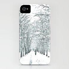 winter symphony Slim Case iPhone (4, 4s)