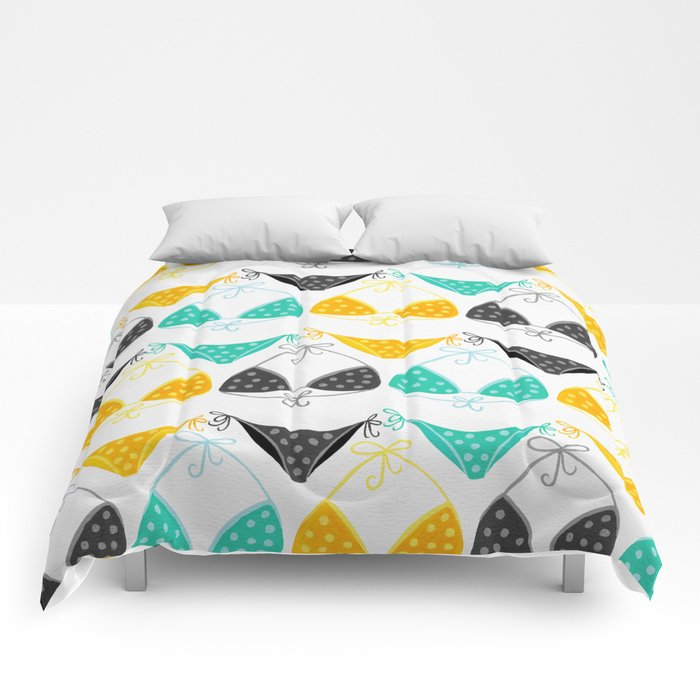 Bikini Collection #3 Comforters