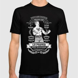 Vintage Boxing - Black Edition T-shirt