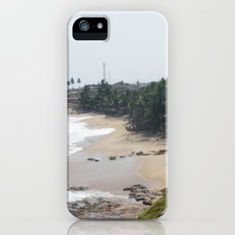 Untouched African Sands iPhone Case