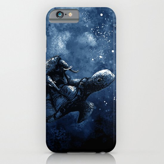 Cosmic Turtle iPhone & iPod Case