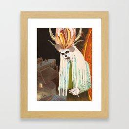 Popobawa Framed Art Print