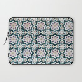 Portuguese Tiles Laptop Sleeve