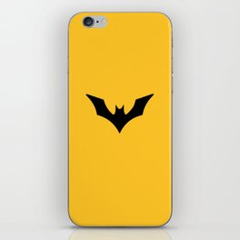Lone Bat iPhone Skin