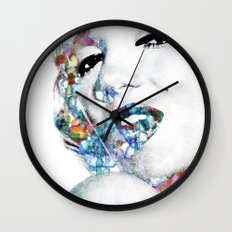 Marilyn Monroe (NOW WITH MORE SIZES) Wall Clock