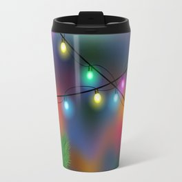 Christmas background Travel Mug