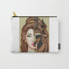 Beauty & the Beast Carry-All Pouch
