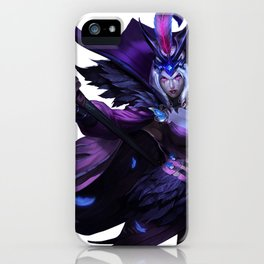 Leblanc iPhone Case