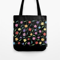 f1 Tote Bags featuring f1 by gasponce