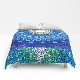 Full Moon Splendour Comforters