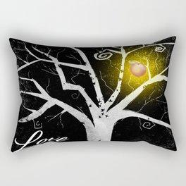 The Chalam Tree Rectangular Pillow