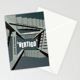 Vertigo - Alternative Movie Poster Stationery Cards