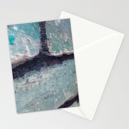 Along the Wall Stationery Cards
