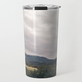 Cypress mountains and forests Travel Mug