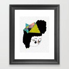 RainbowkitekidsStar Framed Art Print
