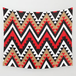 American Native Pattern No. 159 Wall Tapestry