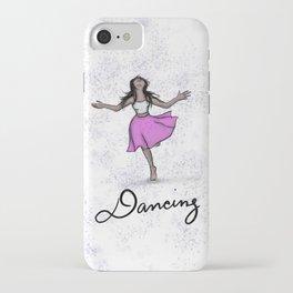 I'm feeling so good I need to dance! iPhone Case