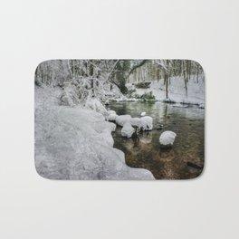 Snowy River Bank Bath Mat
