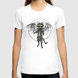 Batcat Rises T-shirt