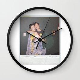 HALSEY & TROYE SIVAN // POLAROID Wall Clock