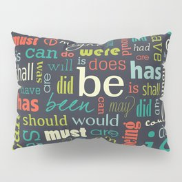 Wordly Connections Pillow Sham