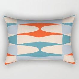 Zaha Marine Rectangular Pillow