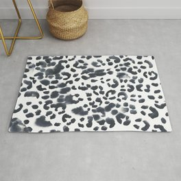 Leopard Abstract Rug