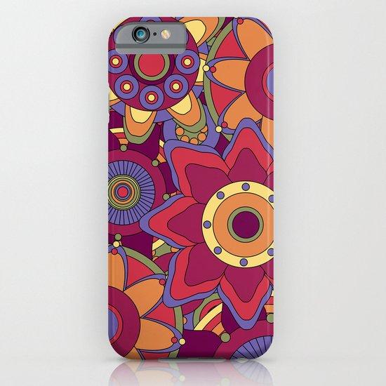 Flower 16 iPhone & iPod Case
