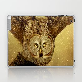 Queen of the night Laptop & iPad Skin