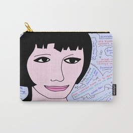 """Tereza from """"The Unbearable Lightness of Being"""" Carry-All Pouch"""