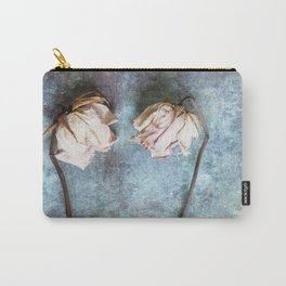 Heart of Roses II Carry-All Pouch