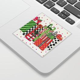 Presents! Sticker