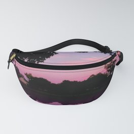 Mirrored Fanny Pack