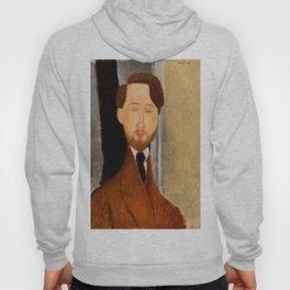 """Amedeo Modigliani """"Portrait of Léopold Zborowski"""" Hoody"""