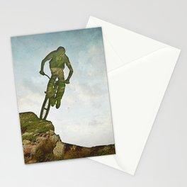 Biking Off Road Stationery Cards