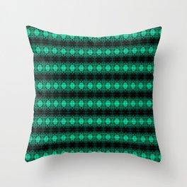 Oregon Green Throw Pillow