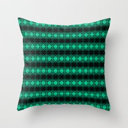 Oregon Green Throw Pillow