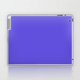 Majorelle Blue - solid color Laptop & iPad Skin