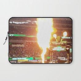 MX Supercross Explosive Fire Laptop Sleeve