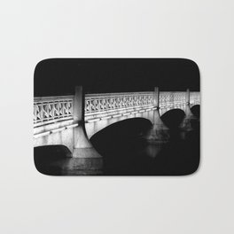 Across The River Bath Mat