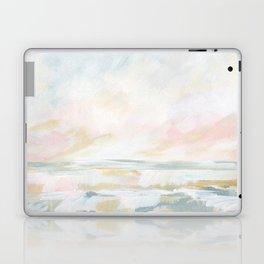 Golden Hour - Pastel Seascape Laptop & iPad Skin