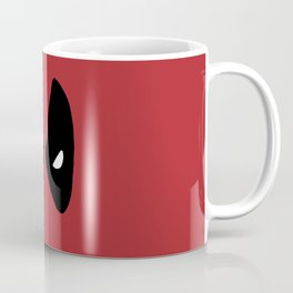 Deadpool Mask Coffee Mug