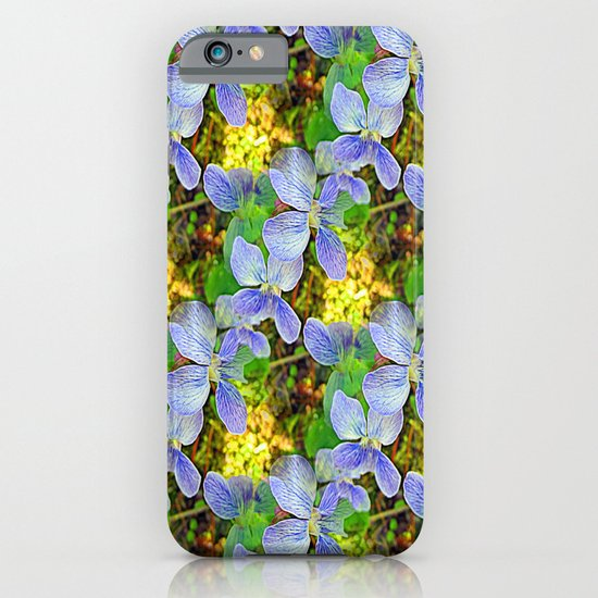 Floral Cascade iPhone & iPod Case
