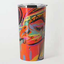 My Mind Chokes Me Travel Mug