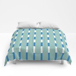 Lane Dividers Comforters