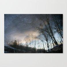 Underworld Wave Canvas Print