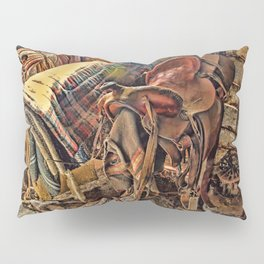The Old Tack Room Pillow Sham