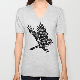 Other People's Futures - The Raven Boys Unisex V-Neck