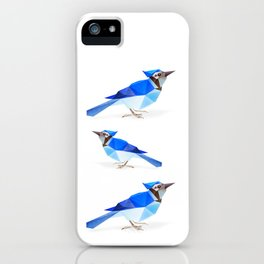 Blue Jay. iPhone Case