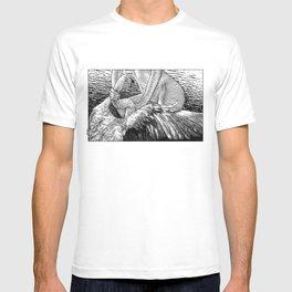 asc 677 - Les ailes du désir (The swain in disguise) T-shirt